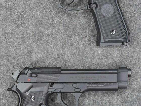 Beretta 92 GBB von umarex
