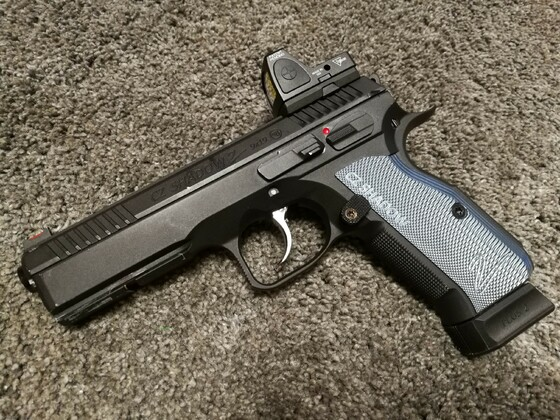 ASG CZ Shadow 2 Co2 6mm GBB mit RMR Red Dot