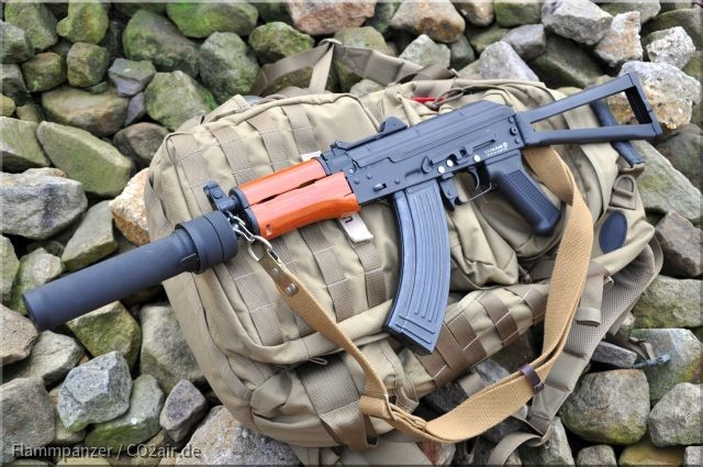 AKS74U 6mm by Kalash