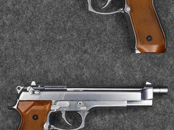 Beretta 92 Longslide GBB von WE