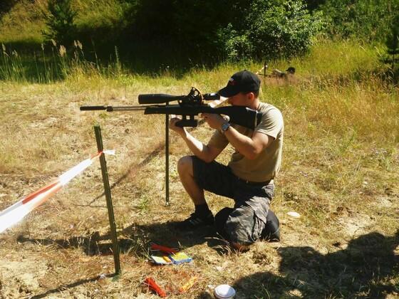 Field Target Training