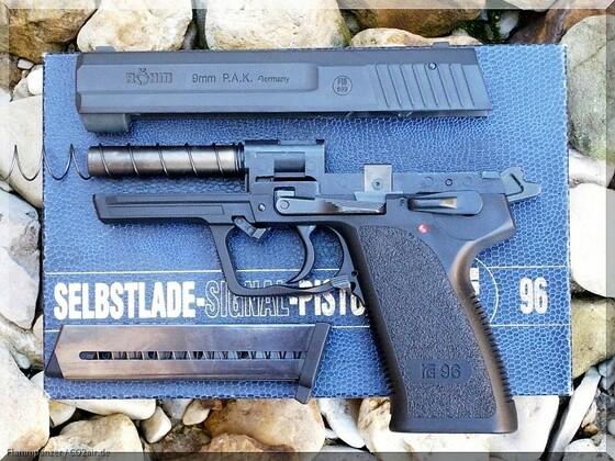 Röhm RG 96 9mm PAK