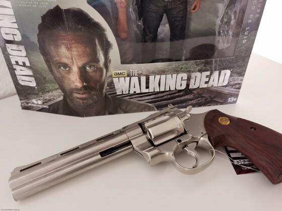 Rick Grimes Colt Python (The Walking Dead)
