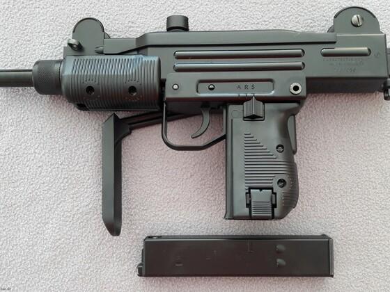 UZI (KWC Mini Uzi/SwissArms Protector)