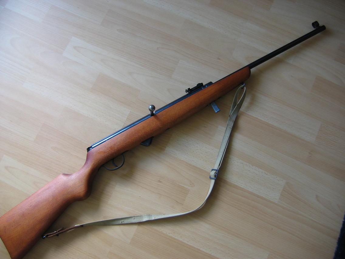Luftgewehr Ddr Joule