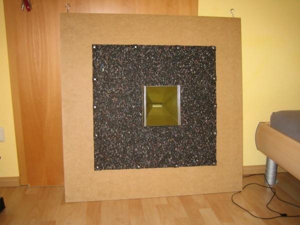 schie wand anleitung bildern berichte eigenbauten versch nerte waffen. Black Bedroom Furniture Sets. Home Design Ideas