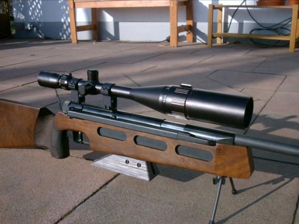 Diana th target hunter seitenspanner luftgewehr mm diabolo