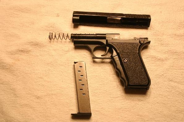 Pistole 9mm: heckler &; koch sp9 (umarex)