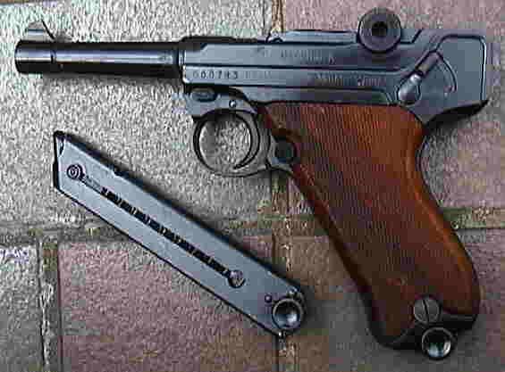 WW2 deutsche P08 Luger Tool - 2 Stück: Amazonde:
